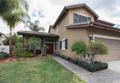 2909 Coral Street, Corona, CA 92882 - MLS#: IG18049990