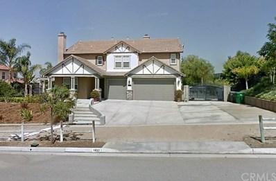 1432 Foxtrotter Road, Norco, CA 92860 - MLS#: IG18050762