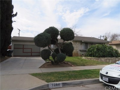 2268 Ridgeview Terrace, Corona, CA 92882 - MLS#: IG18054404