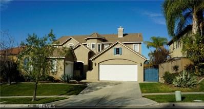 825 Feather Peak Drive, Corona, CA 92882 - MLS#: IG18055211