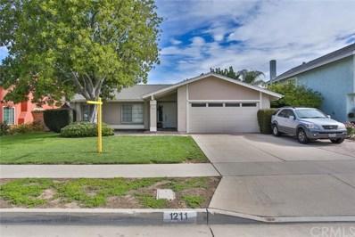 1211 Kingsdale Drive, Corona, CA 92880 - MLS#: IG18064753
