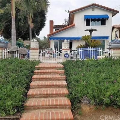 1553 Chalgrove Drive, Corona, CA 92882 - MLS#: IG18067345