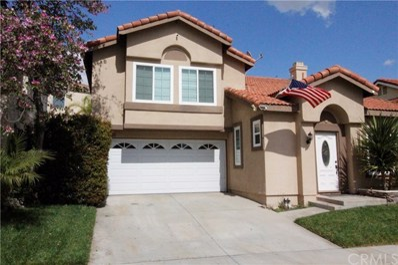 801 Vista Real Street, Corona, CA 92879 - MLS#: IG18068390