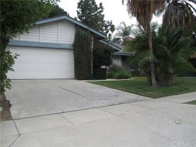 1759 Cindy Court, Corona, CA 92882 - MLS#: IG18068398