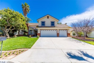 5734 Greens Drive, Jurupa Valley, CA 92509 - MLS#: IG18068687
