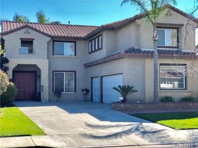 6912 Cedar Creek Road, Eastvale, CA 92880 - MLS#: IG18072061