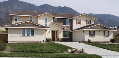 4981 Woodley Ridge Drive, Rancho Cucamonga, CA 91739 - MLS#: IG18073164