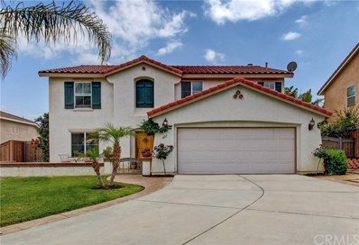 807 El Dorado Court, Lake Elsinore, CA 92530 - MLS#: IG18077662