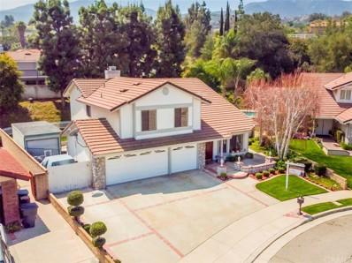 1438 Salvadori Circle, Corona, CA 92882 - MLS#: IG18080907
