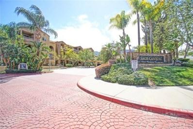 2550 San Gabriel Way UNIT 108, Corona, CA 92882 - MLS#: IG18087671