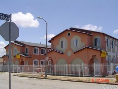 10950 W S. Figueroa Street, Los Angeles, CA 90061 - MLS#: IG18088482