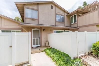 20247 Green Hill Lane UNIT 54, Yorba Linda, CA 92886 - MLS#: IG18089750