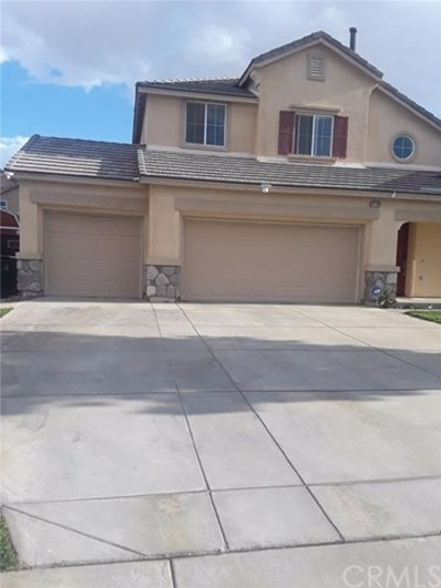 3126 Desert Moon, Rosamond, CA 93560 - MLS#: IG18091012
