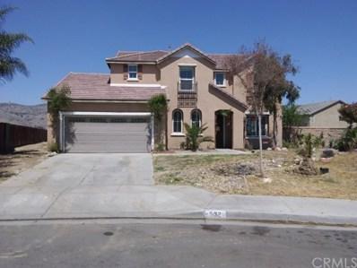 532 Groveside Drive, San Jacinto, CA 92582 - MLS#: IG18091905