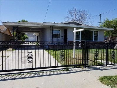 1256 E Street, Corona, CA 92882 - MLS#: IG18093036