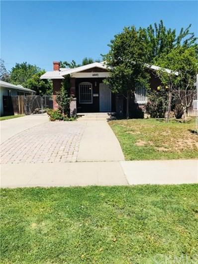 4445 Grant Avenue E, Fresno, CA 93702 - MLS#: IG18095940