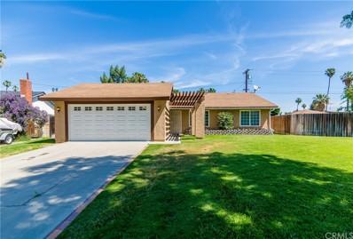 6818 Canoga Place, Riverside, CA 92504 - MLS#: IG18098033