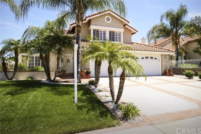 2519 Via Pacifica, Corona, CA 92882 - MLS#: IG18099621