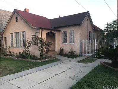 3408 Cudahy Street, Huntington Park, CA 90255 - MLS#: IG18101985