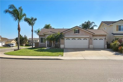 7601 Coralwood Court, Eastvale, CA 92880 - MLS#: IG18104499