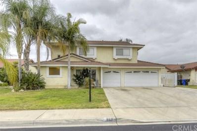 867 S Brampton Avenue, Rialto, CA 92376 - MLS#: IG18104947