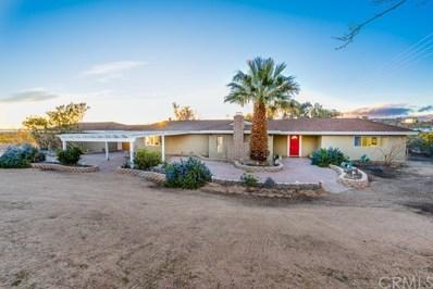 615 Delgada Avenue, Yucca Valley, CA 92284 - MLS#: IG18106397