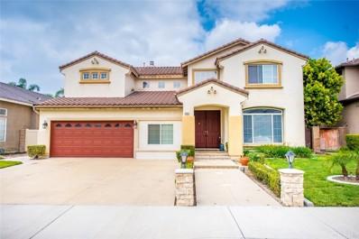 6953 Winterberry Way, Eastvale, CA 92880 - MLS#: IG18109139