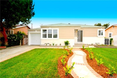 10509 Mallison Avenue, South Gate, CA 90280 - MLS#: IG18111803