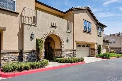 7353 Ellena W UNIT 51, Rancho Cucamonga, CA 91730 - MLS#: IG18113473