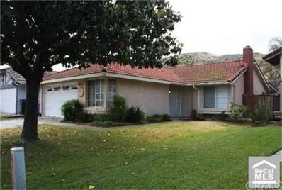 14389 Hillcrest Drive, Fontana, CA 92337 - MLS#: IG18113968