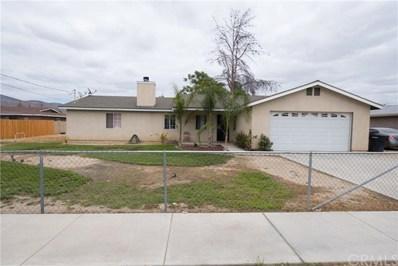 527 S Hewitt Street, San Jacinto, CA 92583 - MLS#: IG18115714