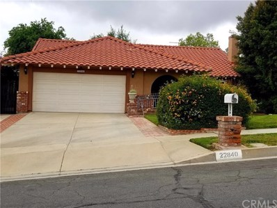 22840 Wren Street, Grand Terrace, CA 92313 - MLS#: IG18116433