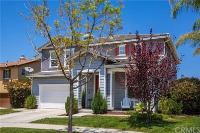 25574 Hyacinth Street, Corona, CA 92883 - MLS#: IG18117579