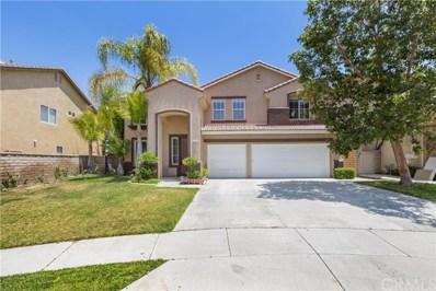 4365 Roseridge Court, Corona, CA 92883 - MLS#: IG18118332
