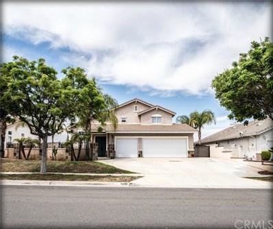 1435 Mountain Vista Drive, Corona, CA 92881 - MLS#: IG18124620
