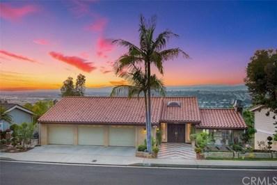 6381 E Via Arboles, Anaheim Hills, CA 92807 - MLS#: IG18126090