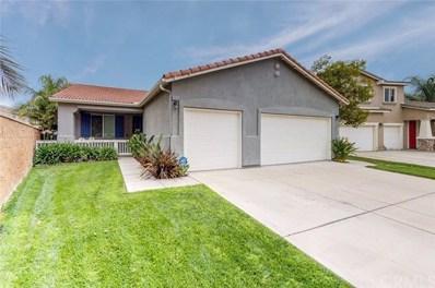 13556 Gray Hawk Court, Eastvale, CA 92880 - MLS#: IG18128258