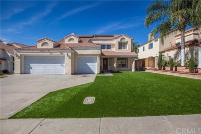 12121 Amber Hill, Moreno Valley, CA 92557 - MLS#: IG18129269