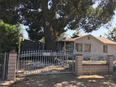 18057 Taylor Avenue, Bloomington, CA 92316 - MLS#: IG18129504