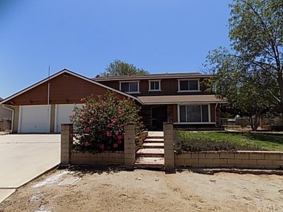 11664 Pampus Drive, Jurupa Valley, CA 91752 - MLS#: IG18131538