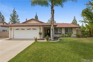 1119 Crestsprings Lane, Riverside, CA 92506 - MLS#: IG18131821