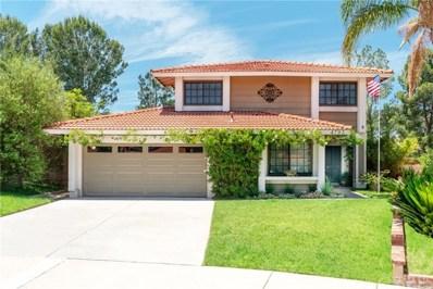 4793 Valley Glen Drive, Corona, CA 92880 - MLS#: IG18132475