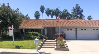 6855 Rycroft Drive, Riverside, CA 92506 - MLS#: IG18136620