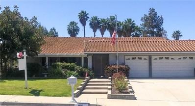 6855 Rycroft Drive, Riverside, CA 92506 - MLS#: IG18136620