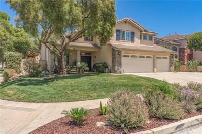 2713 Peachwood Circle, Corona, CA 92882 - MLS#: IG18140617