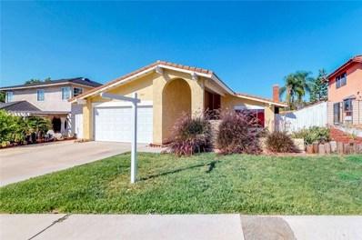 3243 Algonquin Lane, Riverside, CA 92503 - MLS#: IG18142838