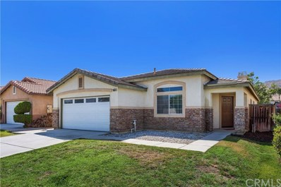 26541 Thoroughbred Lane, Moreno Valley, CA 92555 - MLS#: IG18147232