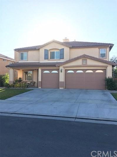 609 Meadow View Drive, San Jacinto, CA 92582 - MLS#: IG18148179