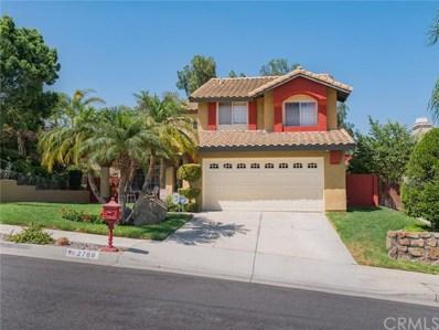 2769 La Cima Road, Corona, CA 92879 - MLS#: IG18154142