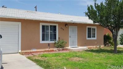 375 Monte Vista Way, Hemet, CA 92544 - MLS#: IG18159174
